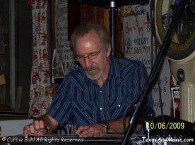 Joel Weinstien is an artist on the pedal steel.