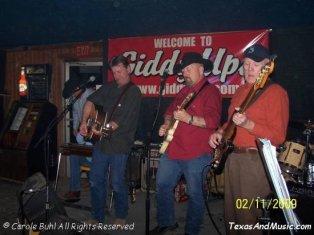 Sam Bentley @ Giddy Ups (12/11/2009)