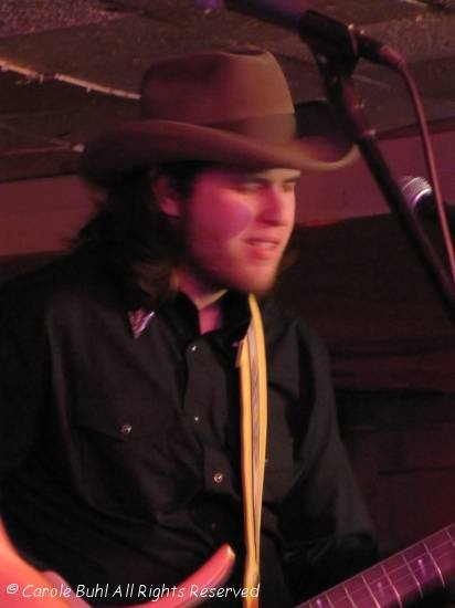 Weldon Henson @ The Broken Spoke (01/27/2010)