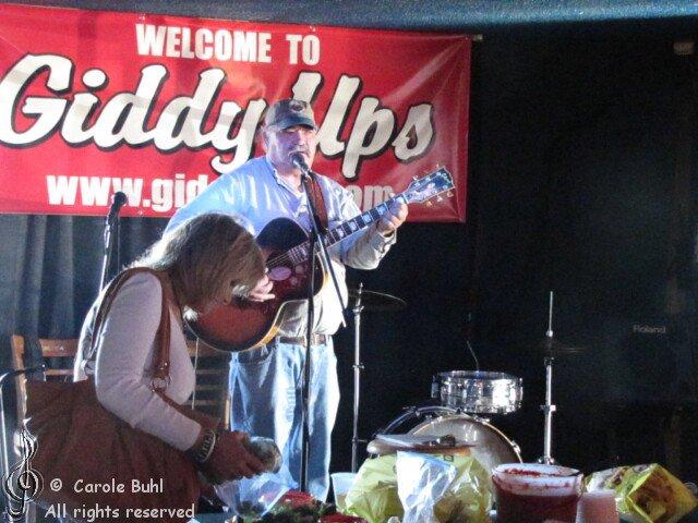 A Celebration of Dobie's Life @ Giddy Ups (11/07/2010)