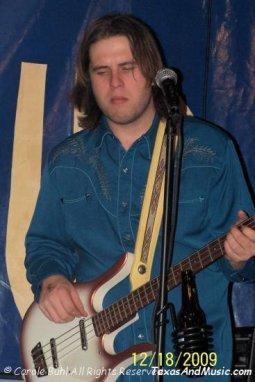 Weldon Henson @ The Stardust Club (12/18/2009)