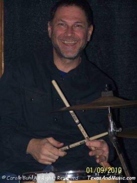 Vince Moreno @ Giddy Ups (01/09/2010)