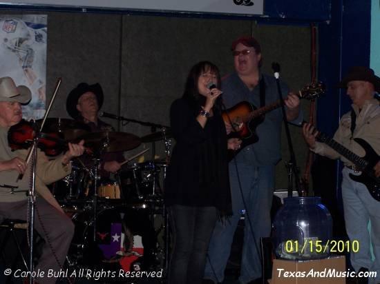 Glen Collins @ 1st Down & Stassney (01/15/2010)