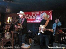 John Casner @ Giddy Ups (01/29/2010)