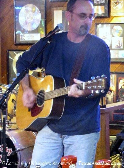 Sam Bentley @ Hill's Cafe (01/30/2010)
