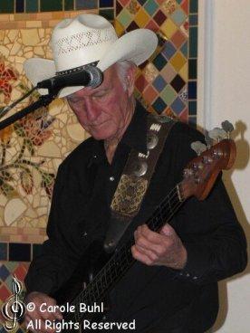 Bobby Lueders Band @ So. Austin Senior Center (02/10/2010)