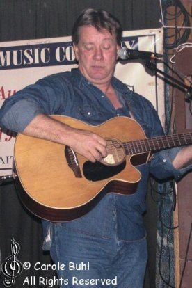 Scott Wayne @ Giddy Ups (02/12/2010)
