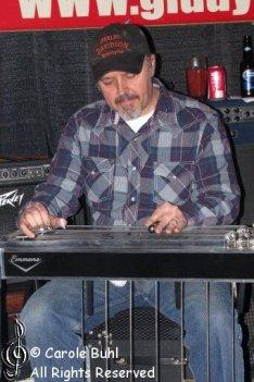 Vince Moreno @ Giddy Ups (02/12/2010)