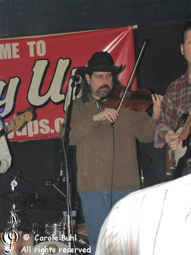 Jason Arnold & The Stepsiders @ Giddy Ups (02/27/2010)