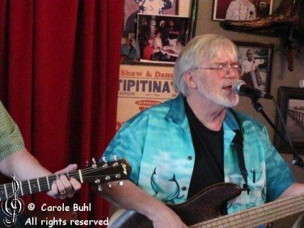 Charlie Irwin & Friends @ Evangeline's Cafe (03/17/2010)