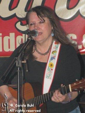 Mandy Mercier @ Giddy Ups (06/19/2010)