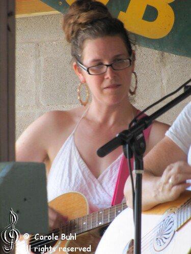 Ruthie & Elizabeth Song Swap @ Opal Devines (06/24/2010)