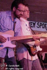 Weldon Henson @ The Broken Spoke (07/07/2010)