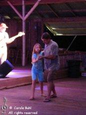 Sam Bentley @ Albert Dance Hall (07/24/2010)