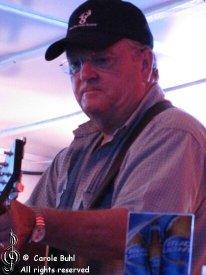 Sam Bentley @ The Stumble Inn (08/07/2010)