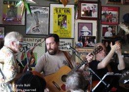 Sunset Valley Boys @ Evangeline's (09/04/2010)