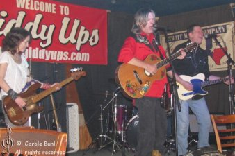 Billy Eli Band @ Giddy Ups (09/24/2010)