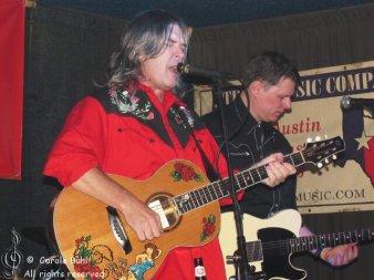 Billy Eli Band @ Giddy Ups (09/24/2010)