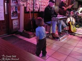 Sunset Valley Boys @ Broken Spoke (01/19/2011)