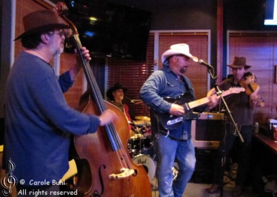 Fond Kiser @ Nutty Brown Cafe (01/20/11)