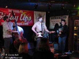 The Merles @ Giddy Ups (01/29/2011)