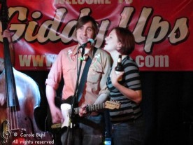 The Merles @ Giddy Ups (01/29/2011)