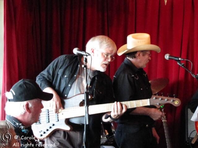 Sunset Valley Boys @ Evangelines (02/05/2011)
