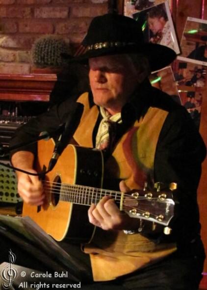 Carl Hutchens & Gene Kurtz @ Mesa Ranch (02/19/2011)