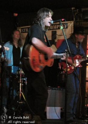 Billy Eli @ Giddy Ups (02/19/2011)