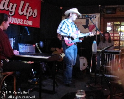 Jim Stringer & AM Band @ Giddy Ups (03/03/2011)