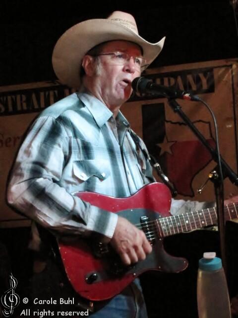 Jim Stringer & AM Band @ Giddy Ups (03/03/2011)