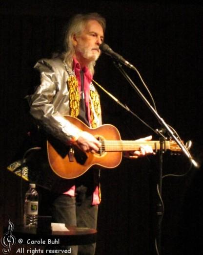 Blaze Foley, Duct Tape Messiah @ The Saxon Pub (03/12/2011)