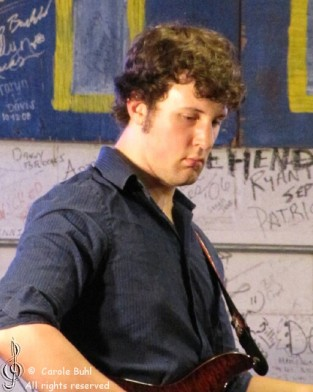 Keith Kelso @ Hills Cafe (03/12/2011)