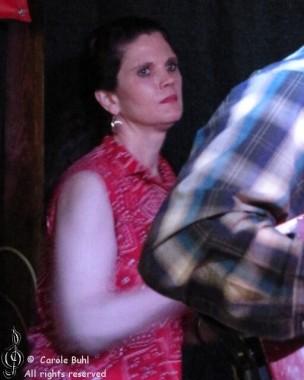 Teri Joyce @ Giddy Ups (03/12/2011)