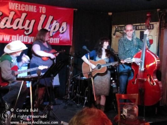Giddy Ups Spring Fling - Day 2 (03/17/2011)