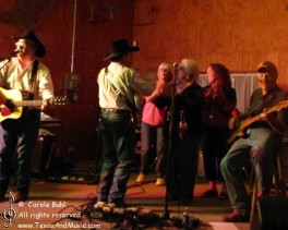 Sam Bentley @ Painted Horse Pavilion (03/20/2011)