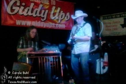 Jim Stringer @ Giddy Ups (05/19/2011)