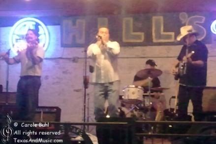Billy Garza @ Hills Cafe (05/20/2011)