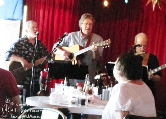 Sunset Valley Boys @ Evangeline's (05/06/2011)