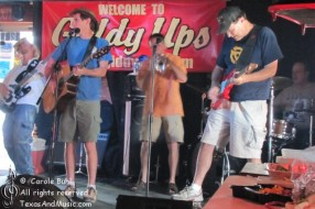 Movers Olympics @ Giddy Ups (06/26/11)