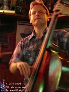 T Jarrod Bonta @ The Broken Spoke (07/27/2011)