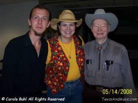 T Jarrod Bonta, Dayna Wills, and Skeeter Elkins