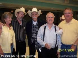 Marty, Ken, Johnny, Rod, and Sam