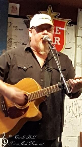 Glen Collins — at Hill's Cafe.