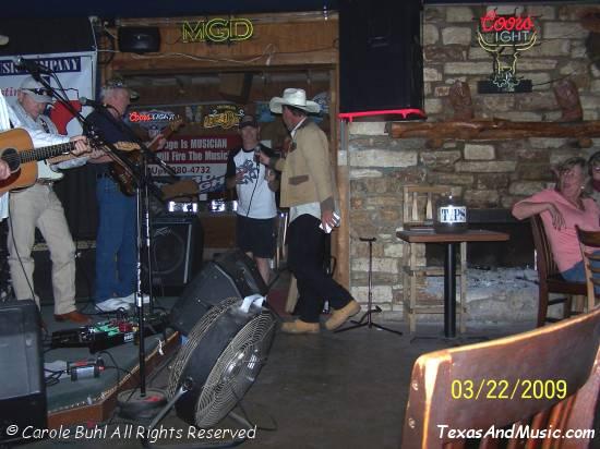 Sam Bentley & His Honky-Tonk Band