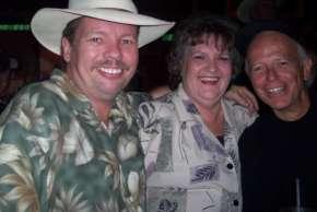 Wayne, Mike, and me