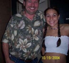 Wayne really liked Jenny! ;)