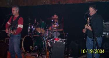 Caleb, on drums, did a great job keeping up with this team