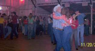 You can always count on dancin' at Ricky's shows